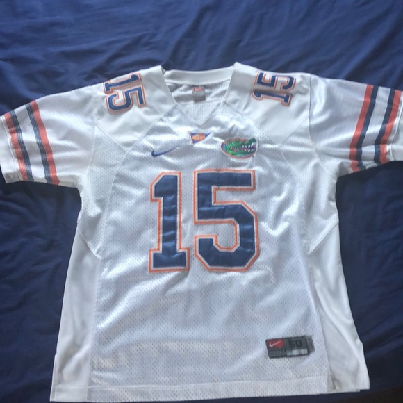 purchase cheap 44ea2 6f055 Authentic Nike Florida Gators Tim Tebow Jersey